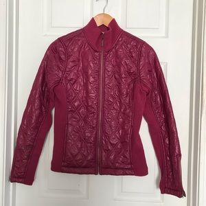 fb5e952bf9e9 Prana Raspberry winter jacket (M). Never worn.
